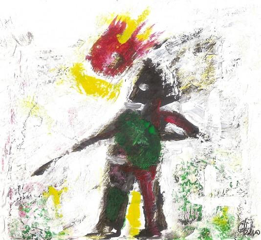 """Batakari"", de Pedro Valera, 2004"