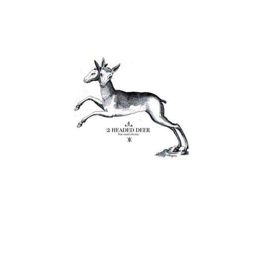 Logotipo de 2 Headed Deer